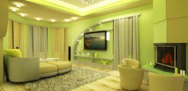 Доступная и качественная покраска потолка - Уютный дом