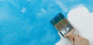 Покраска стен от профессионалов - Уютный дом