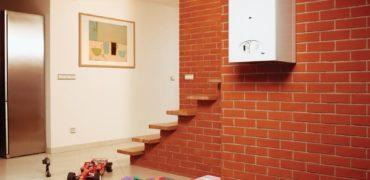Установка газовой колонки - Уютный дом