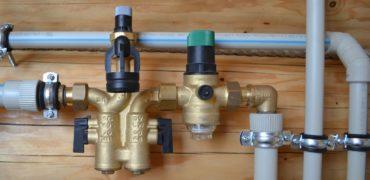 Замена труб водоснабжения - Уютный дом
