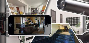 Установка видеодомофона в квартире - Уютный дом