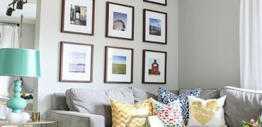 Повесить картину в квартире - Уютный Дом