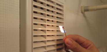 Установка вентиляционной решетки - Уютный Дом