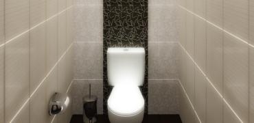 Ремонт туалета под ключ - Уютный Дом