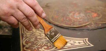 Реставрация серванта - Уютный Дом