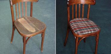 Реставрация стульев в Москве - Уютный Дом