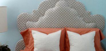 Перетяжка изголовья кровати - Уютный Дом