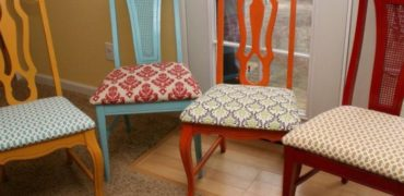 Перетяжка стульев - Уютный Дом