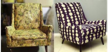 Реставрация кресла - Уютный Дом