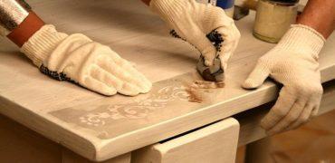 Реставрация стола - Уютный Дом