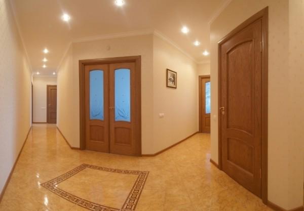 Ремонт четырехкомнатной квартиры в Москве - Уютный Дом